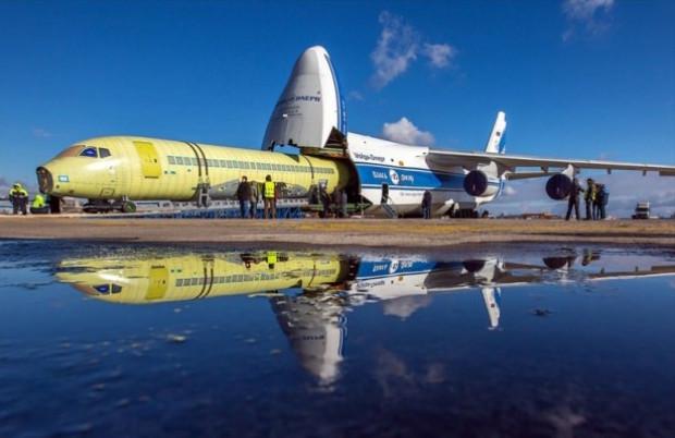 Bu uçak içinde bir uçak daha taşıyor! - Page 2