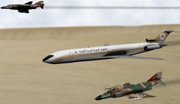 Bu uçaklar düşmedi, düşürüldü! - Page 1