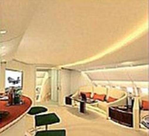 Bu uçan sarayda Türk hamamı bile var görmelisiniz - Page 3