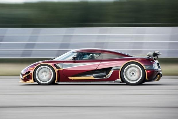 Bugatti Agera RS, Chiron'un 0-400-0 km rekorunu kıtdı - Page 2
