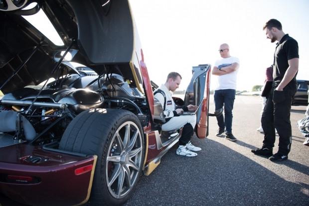 Bugatti Agera RS, Chiron'un 0-400-0 km rekorunu kıtdı - Page 3