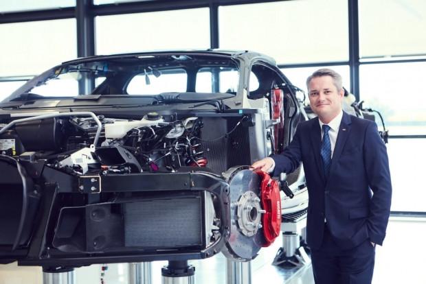 Bugatti Chiron nasıl üretiliyor? - Page 1