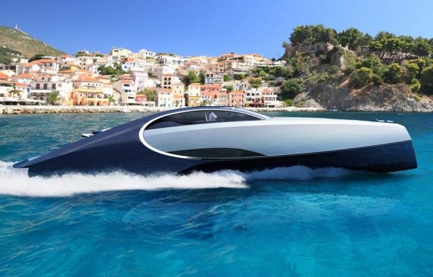 Bugatti Chiron, sınırlı sayıda Niniette 66 ile denize açılıyor - Page 1