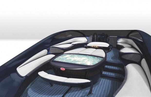 Bugatti Chiron, sınırlı sayıda Niniette 66 ile denize açılıyor - Page 4