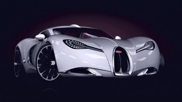 Bugatti Gangloff muhteşem konsepti - Page 1