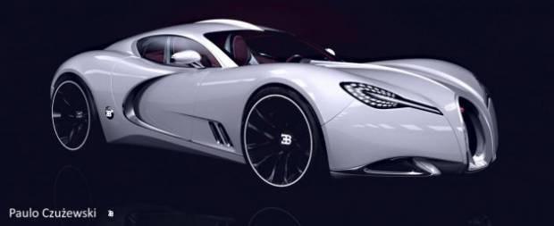 Bugatti Gangloff muhteşem konsepti - Page 2