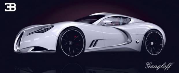 Bugatti Gangloff muhteşem konsepti - Page 4