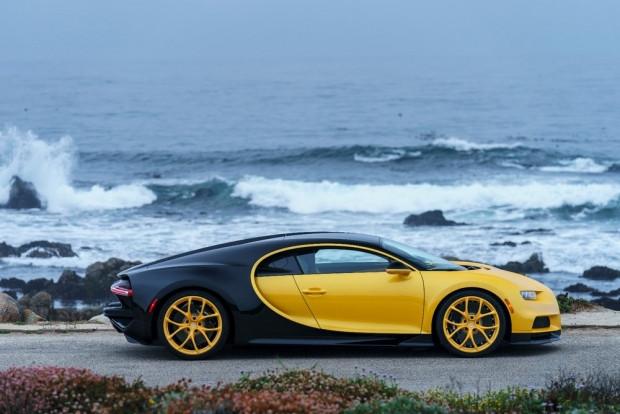 Bugatti, ilk 3 milyon dolarlık Chiron'u teslim etti - Page 1