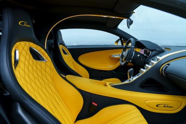 Bugatti, ilk 3 milyon dolarlık Chiron'u teslim etti - Page 4