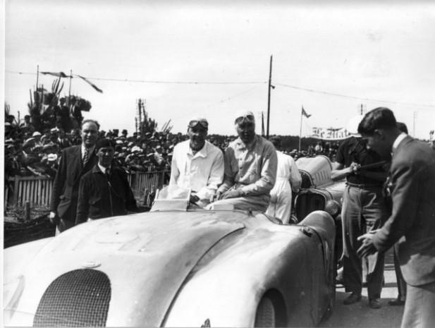 Bugatti Jean-Pierre Wimille! - Page 3
