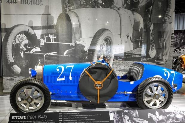 Bugatti otomobil sergisi Los Angeles'ta açıldı - Page 2