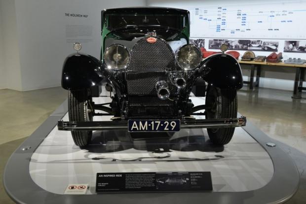 Bugatti otomobil sergisi Los Angeles'ta açıldı - Page 4