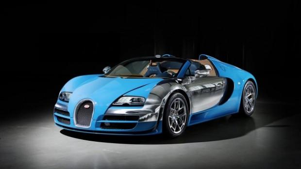 Bugatti Veyron ailesinin son bombası - Page 1