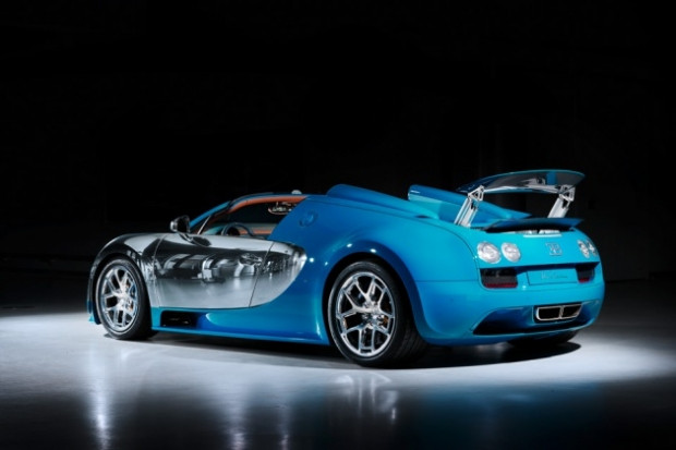 Bugatti Veyron ailesinin son bombası - Page 2