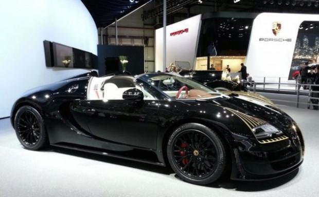 "Bugatti Veyron'un selefi, Type 18 ""Black Bess"" - Page 4"