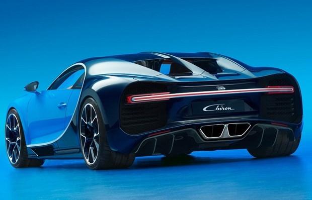 Bugatti'den 1500 beygirlik yeni canavar - Page 1