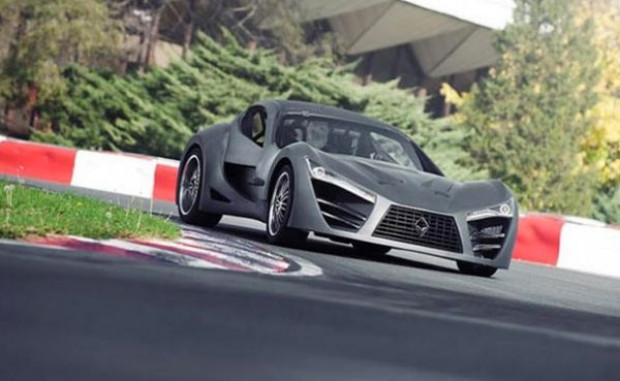 Bugatti'ye dişli rakip,Felino CB7! - Page 3
