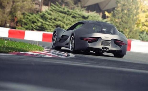 Bugatti'ye dişli rakip,Felino CB7! - Page 4