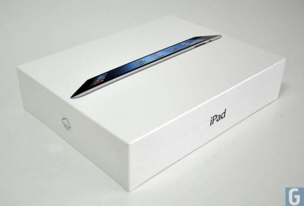 Bugün satışı başlayan yeni iPad'dan ilk kareler - Page 1