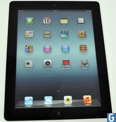 Bugün satışı başlayan yeni iPad'dan ilk kareler - Page 2