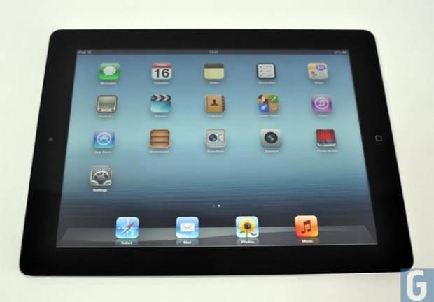Bugün satışı başlayan yeni iPad'dan ilk kareler - Page 3