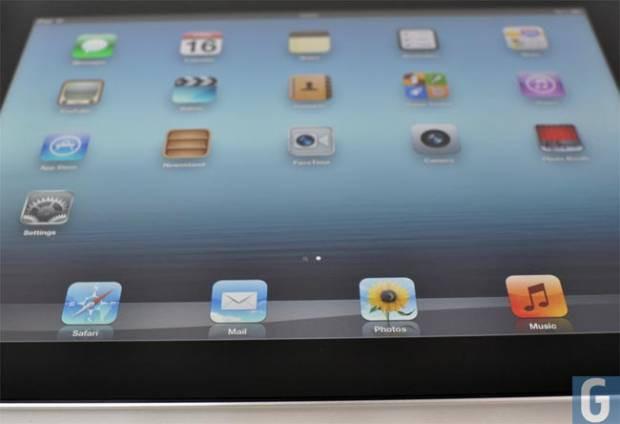 Bugün satışı başlayan yeni iPad'dan ilk kareler - Page 4
