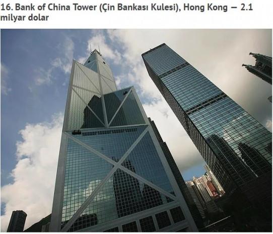 Bugüne dek inşa edilmiş en pahalı 19 bina - Page 2