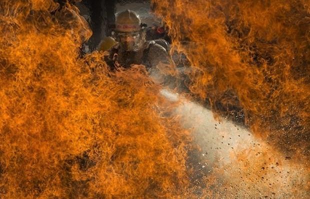 Bunlarda yılın en iyi askeri fotoğrafları - Page 3