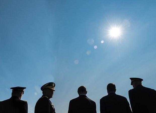 Bunlarda yılın en iyi askeri fotoğrafları - Page 4