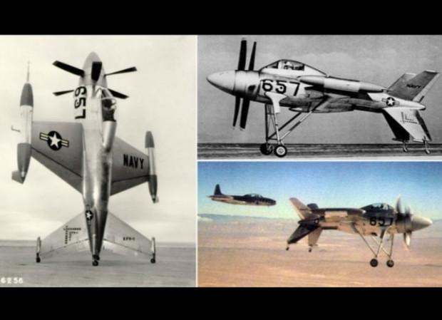 ''Bunu Çizen Mühendis Kör Oldu!'' Dedirten, Dünyanın En Saçma Tasarımlarına Sahip 10 Uçak - Page 3