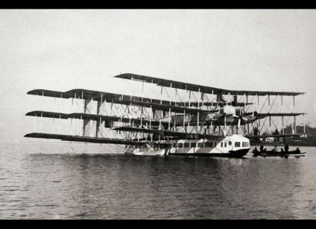 ''Bunu Çizen Mühendis Kör Oldu!'' Dedirten, Dünyanın En Saçma Tasarımlarına Sahip 10 Uçak - Page 4