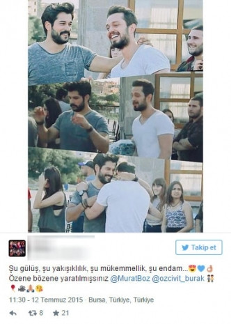 Burak Özçivit İle Murat Boz sosyal medyayı salladı - Page 1