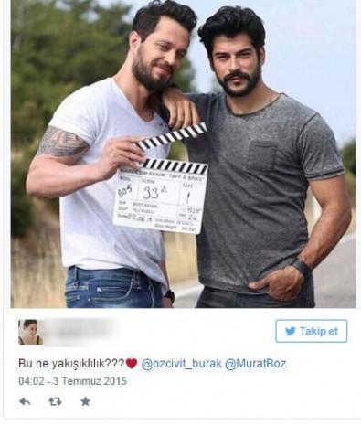 Burak Özçivit İle Murat Boz sosyal medyayı salladı - Page 2