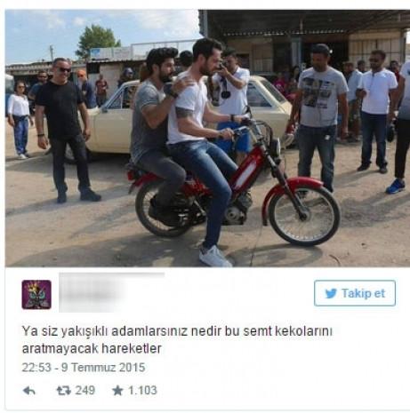 Burak Özçivit İle Murat Boz sosyal medyayı salladı - Page 4