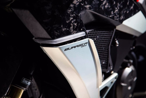 Burasca Honda'nın VFR Drudi modelini yeniledi - Page 4