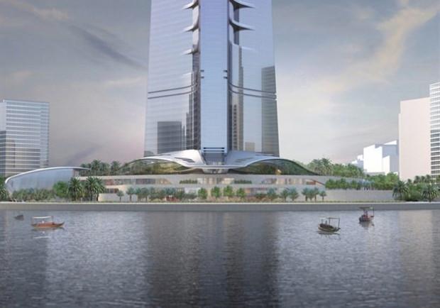 Burası dünyanın yeni en yüksek binası - Page 2