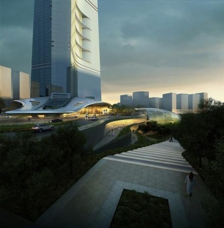 Burası dünyanın yeni en yüksek binası - Page 4