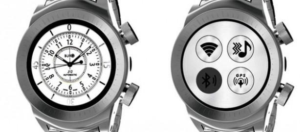 BURG 27 akıllı saat CES 2015'de resmi olarak tanıtılacak - Page 3
