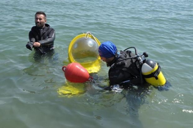 Bursa'da bir firma, tek kişilik denizaltı üretti - Page 3