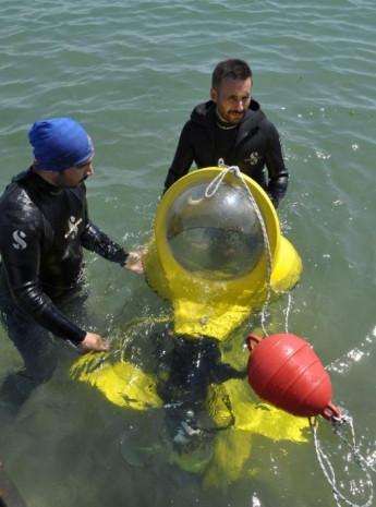 Bursa'da bir firma, tek kişilik denizaltı üretti - Page 4