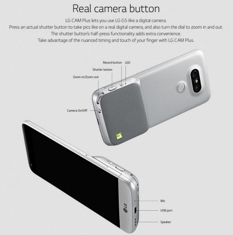 Bütün LG G5 aksesuarları - Page 4