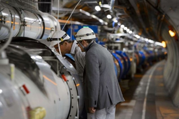 Büyük Hadron Çarpıştırıcısı 2015'te yeniden çalıştırılacak - Page 2