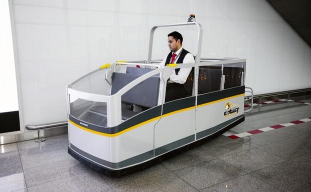 Büyük havaalanları için yeni ulaşım aracı - Page 4