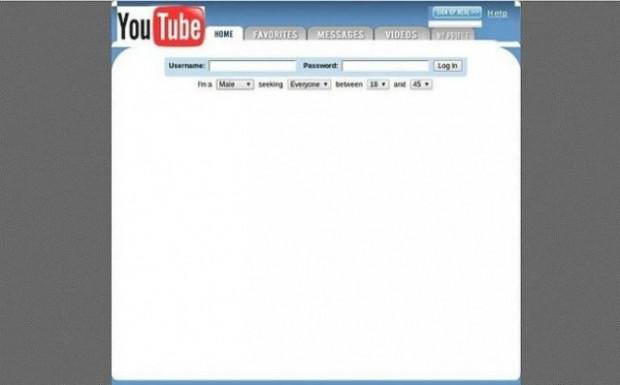Büyük internet sitelerinin ilk halleri - Page 1