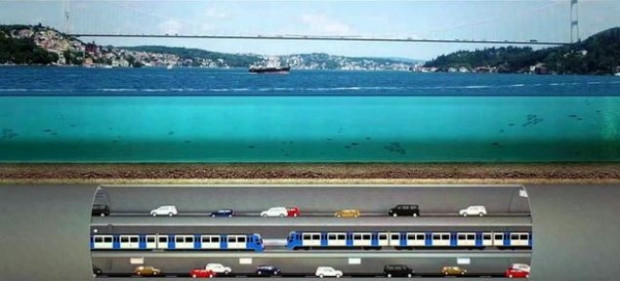 Büyük İstanbul Tüneli için start verildi - Page 3