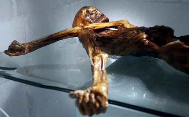 Buz adam Ötzi üç boyutlu baskı teknolojisi kullanılarak kopyalandı - Page 2