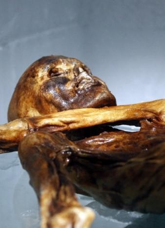 Buz adam Ötzi üç boyutlu baskı teknolojisi kullanılarak kopyalandı - Page 3