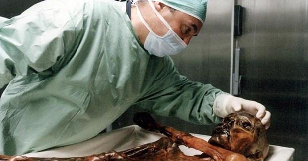 Buz adam Ötzi üç boyutlu baskı teknolojisi kullanılarak kopyalandı - Page 4