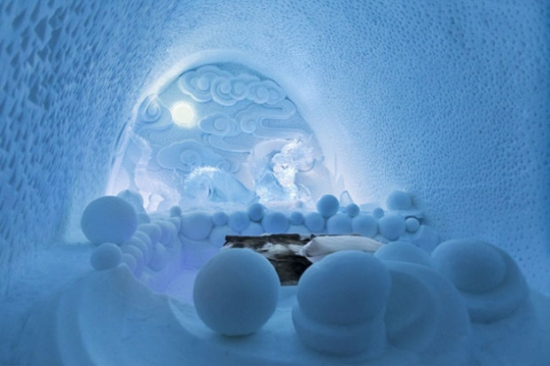 Buz otelin bir gecesi 518 Bin TL - Page 1