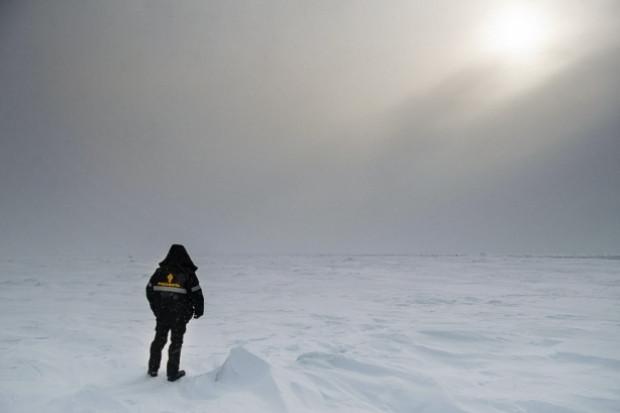 Buz tutan denizler böyle kırılıyor! - Page 2